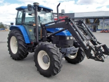 Трактор NEW HOLLAND 90
