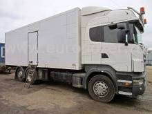 Фургон термос SCANIA 380