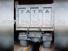 Самосвал вездеход TATRA T158