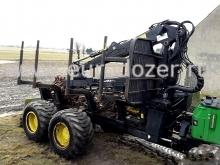 Форвардер JOHN DEERE 1210E
