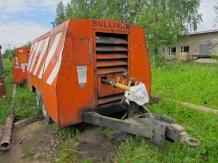 Дизельный компрессор SULLIVAN D750