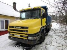 Самосвал SCANIA T124