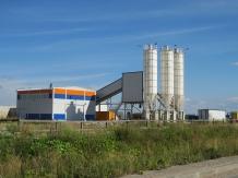 Продажа бизнеса / Бетонный завод с землей СПб
