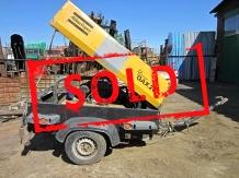 Дизельный генератор Atlas Copco QAX20