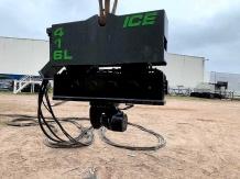 Вибропогружатель с маслостанцией ICE 416