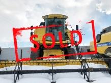 Зерноуборочный комбайн NEW HOLLAND 5080