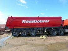 Самосвальный п-прицеп Kassbohrer DL 32