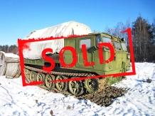 Артиллерийский тягач АТС 59