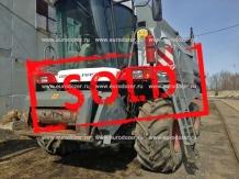 Зерноуборочный комбайн VECTOR 410