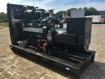 Дизельный генератор DOOSAN 825 kVA