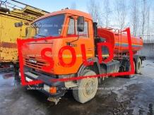 Поливомоечная машина КО-823-03 / КАМАЗ 65115